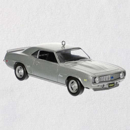 1969-Chevrolet-Camaro-ZL1-Silver-Car-Ornament_1899QXE3169_01