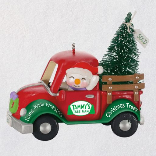 Hallmark Christmas In July 2019 Ornaments.Holiday Parade Available For Release On July 2019