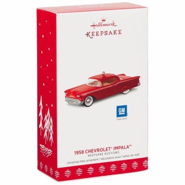 2017 1958 Chevy Impala