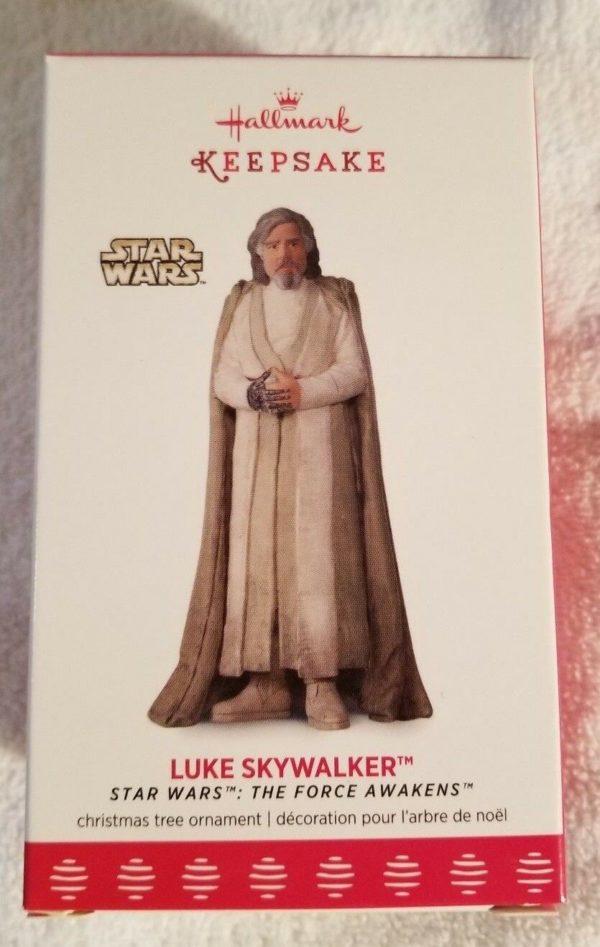 2017 Luke Skywalker