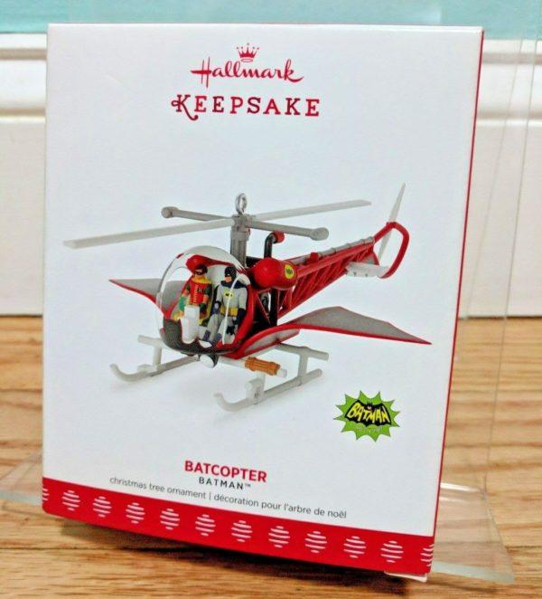 2017 hallmark batcopter