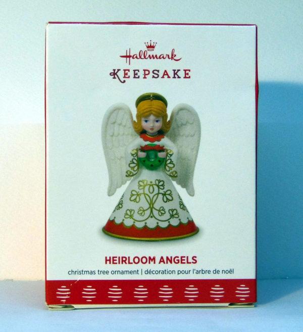 2017 hallmark heirloom angel
